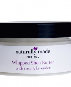 Shea Butter Rose & Lavender