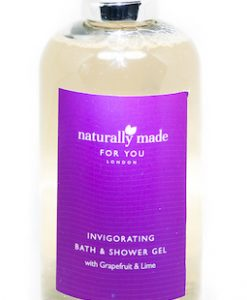 Bath & Shower Gel - Grapefruit & Lime